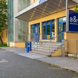 A&O Hotels und Hostel Stuttgart City in Stuttgart