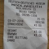 Deutsch-Deutsches Museum Mödlareuth in Mödlareuth Gemeinde Töpen