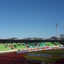 Donaustadion in Ulm an der Donau