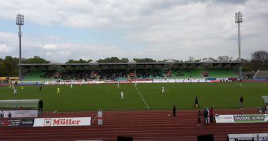 SSV Ulm 1846 Fußball e.V. in Ulm an der Donau