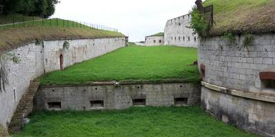 Festungsmuseum Fort Oberer Kuhberg in Ulm an der Donau