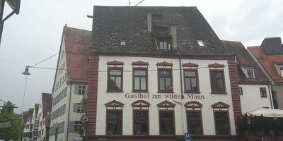 Wilder Mann in Ulm an der Donau