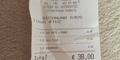 Mr. Kebab in Hamburg