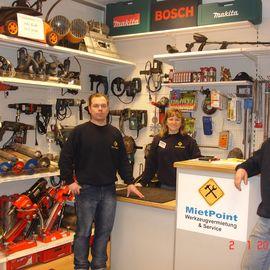 Bild zu Mietpoint, Inh. M. Wolf Bauwerkzeugverleih in Osnabrück