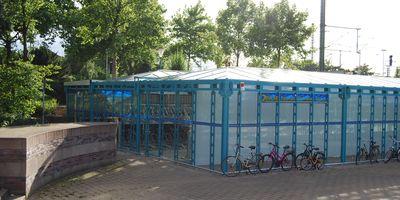 Fahrradparkhaus Düren Zweirad Seifert in Düren