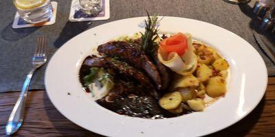 Captains Dinner Am Sielglatt in Greetsiel Gemeinde Krummhörn
