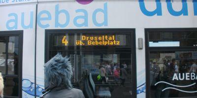 Cantus Verkehrsgesellschaft mbH in Kassel