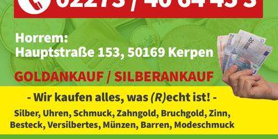 Schatztruhe GmbH & Co. KG Juwelier Goldankauf Uhren + Schmuck in Kerpen