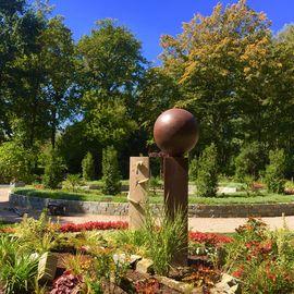 Memoriam Garten Parkfriedhof in Duisburg