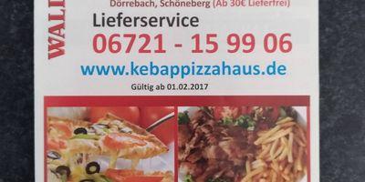 Kebap Pizza Haus in Waldalgesheim