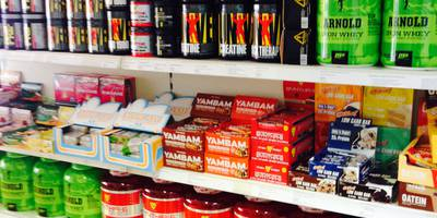 Baltic Fitness Supplement Store: Protein Creatin & More! in Kiel