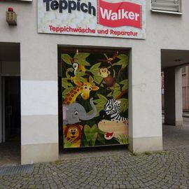 Teppich-Walker e.K. Inhaber Klaus Walker in Nürtingen
