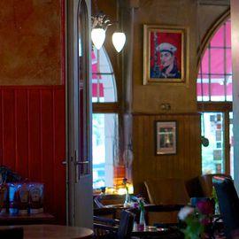 Schraders Café-Bar-Lounge in Berlin