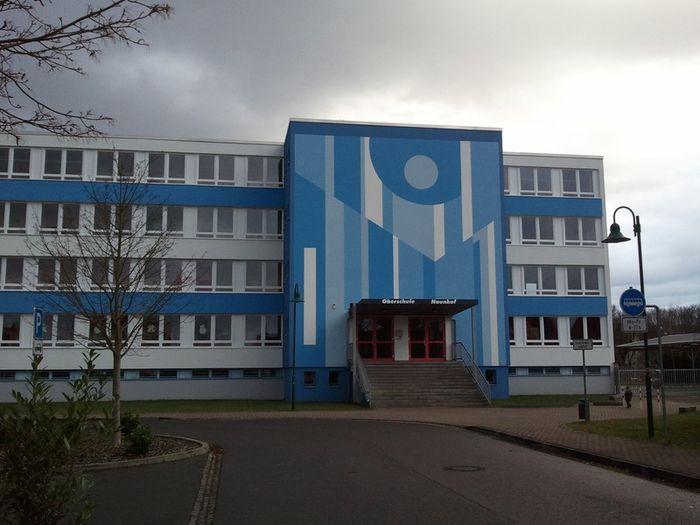 Oberschule Naunhof - 1 Foto - Naunhof bei Grimma ...