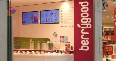 Berry Good Frozen Yogurt (TPS-shops GmbH) in Leuna