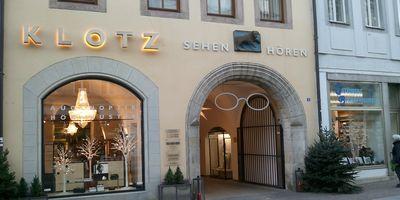 Klotz Augenoptik und Hörakustik in Naumburg an der Saale
