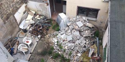 Müllumladestation AbfallServiceZentrum in Hof an der Saale