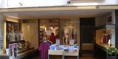 Schlier Hemdenfachgeschäft in Würzburg