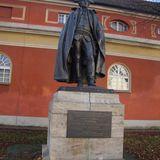 Friedrich Wilhelm von Steuben - Denkmal in Potsdam