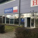 Impfzentrum Oranienburg in Oranienburg