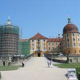 Schloss Moritzburg in Moritzburg