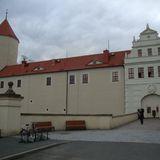 Schloss Freudenstein in Freiberg in Sachsen