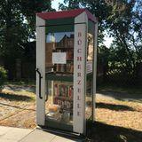 Bücherzelle Sommerfeld in Kremmen