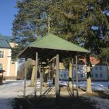 Russisch-orthodoxe Kirche im Kloster St. Georg in Milmersdorf