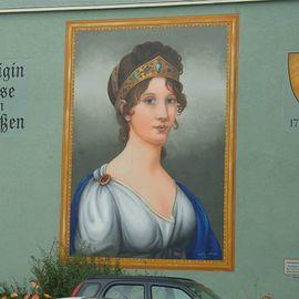 Bild zu Bildnis Königin Luise von Preußen in Oranienburg