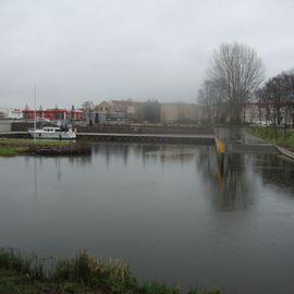Bild zu Caravanstellplatz am Hafen Oranienburg in Oranienburg