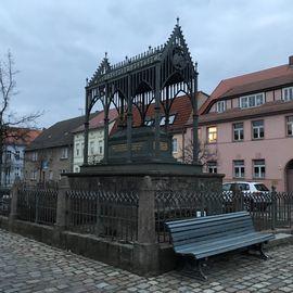 Bild zu Denkmal für Königin Luise von Preußen in Gransee