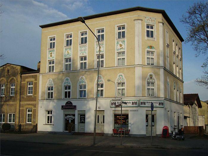 Schulchronik - LHG-Oranienburg
