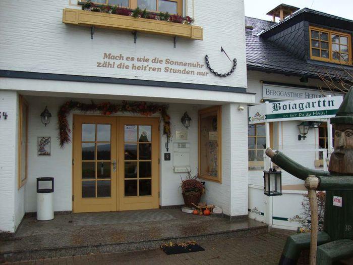 Berggasthof Heiterer Blick 7 Bewertungen Markneukirchen Oberer