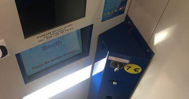 Fotoautomat in Hennigsdorf