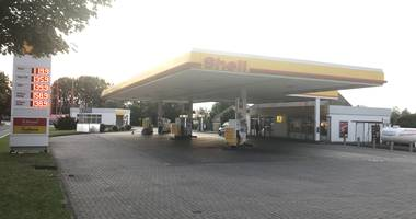 SHELL - Tankstelle in Kremmen