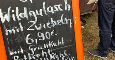 Weidengarten in Oranienburg