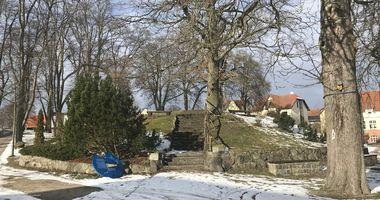 Jüdischer Friedhof ehem., Gedenkstein in Lychen