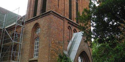 Dorfkirche Groß-Ziethen in Groß Ziethen Stadt Kremmen