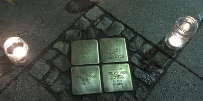 Stolpersteine in Oranienburg
