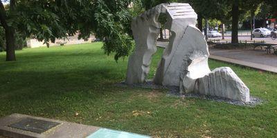 Denkmal für die unbekannten Deserteure in Potsdam