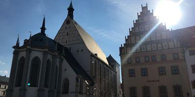 """Ev.-luth. Domgemeinde Freiberg, Dom """"St. Marien"""" in Freiberg in Sachsen"""
