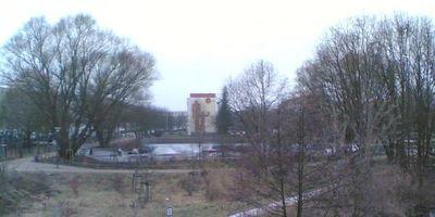 Skaterbahn in Oranienburg