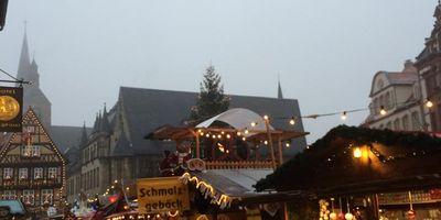 Weihnachtsmarkt Quedlinburg in Quedlinburg