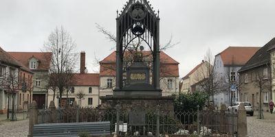 Denkmal für Königin Luise von Preußen in Gransee