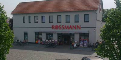 Rossmann Drogeriemarkt in Oranienburg