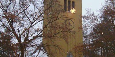 evangelische Kirche Sachsenhausen in Oranienburg
