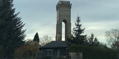 Wasserturm Finow in Eberswalde