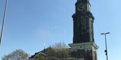 Hauptkirche St. Michaelis (Michel) Gemeindebüro in Hamburg