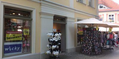 WICKY in Potsdam