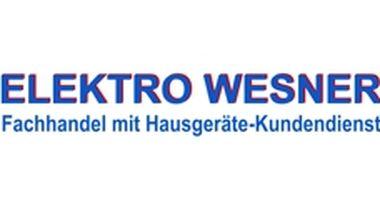 ELEKTRO WESNER Fachhandel mit Hausgeräte-Kundendienst Inh. Dirk-Steffen Wesner in Radebeul